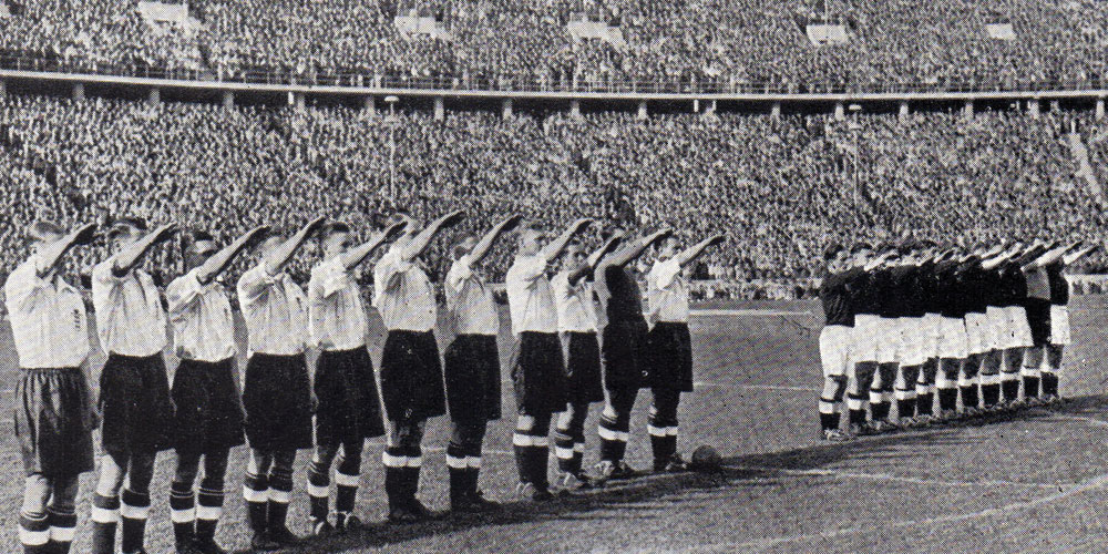 England Away Games 1930's