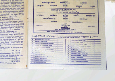 Jimmy Greaves Early Career Spread 212