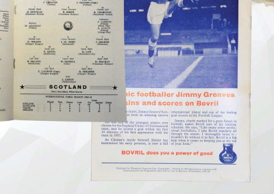 Jimmy Greaves Early Career Spread 222