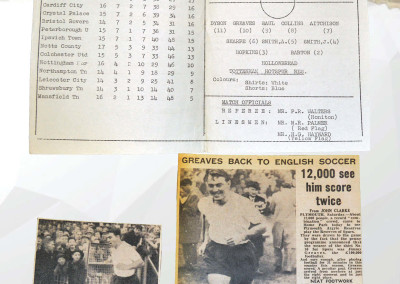 Jimmy Greaves Early Career Spread 224