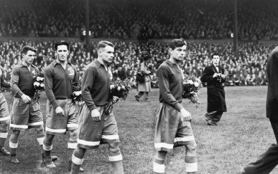 Moscow Dynamos Tour 1945