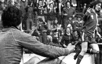 Robin Friday – Cult Hero