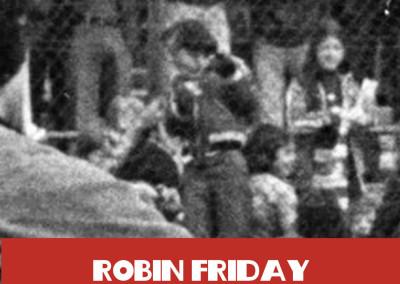 Robin Friday Spread 2.0