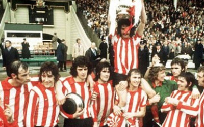 Sunderland FA Cup Win 1973