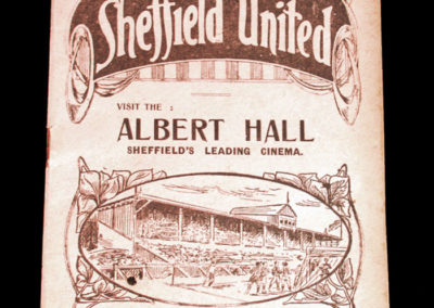 Sheffield United v Middlesbrough 29.12.1923