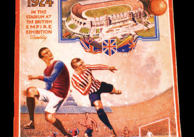 FA Cup Final - Newcastle v Aston Villa 26.04.1924