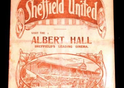 Sheffield United v Everton 20.12.1924