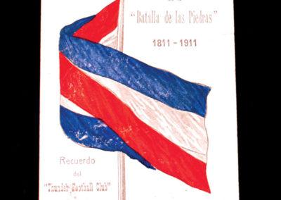Pando Thunder FC Uruguay (Batalla Las Piedras) 18.05.1911