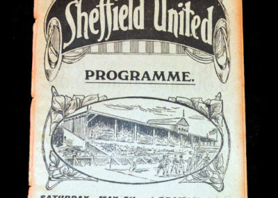 Sheffield United v Rotheram 21.04.1917