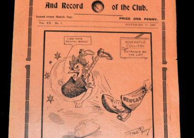 Spurs v Huddersfield 10.09.1927