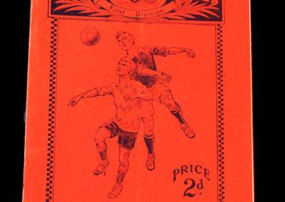 Arsenal v Stoke 03.03.1928