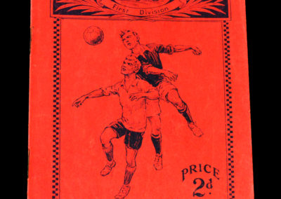 Arsenal v Bolton 28.09.1929