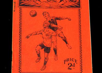Arsenal v Sunderland 28.04.1930