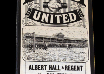 Sheffield Utd v Newcastle 30.04.1932 (Nicholson Memorial)