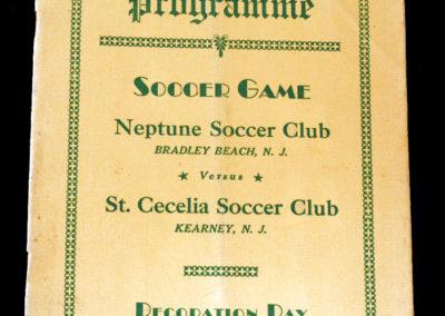 Neptune v St.Cecelia 30.05.1932 (New Jersey)
