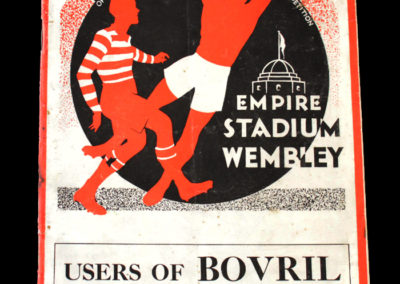 FA Cup Final Portsmouth v Man City 28.04.1934
