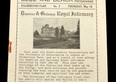 Police v Clergy 16.05.1935