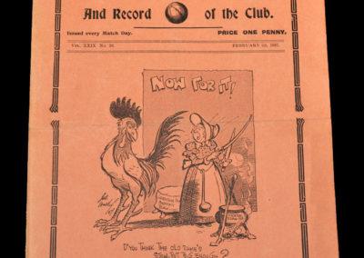 Spurs v Everton 22.02.1937