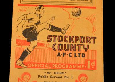 Stockport v Hull 26.03.1937