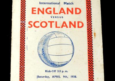 England v Scotland 09.04.1938 (Pirate Copy)