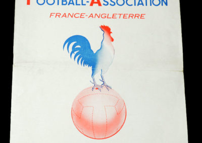 France v England 26.05.1938