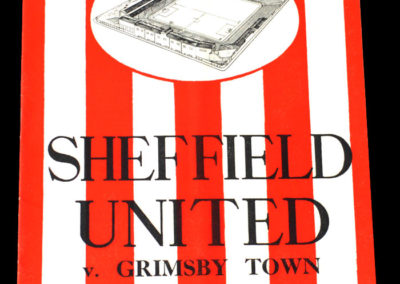 Sheffield Utd v Grimsby 11.02.1939 5th rd 0-0