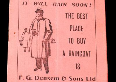 Crewe v Doncaster 11.02.1939