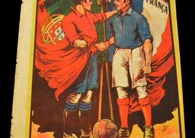 Portugal v France 18.04.1926