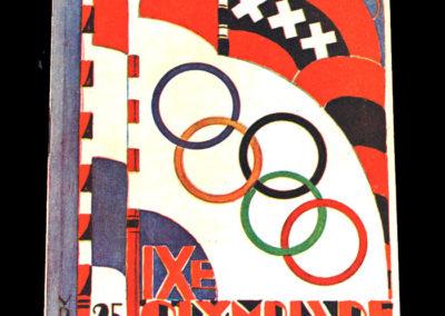 Germany v Switzerland & Egypt v Turkey 28.05.1928 - Olympics