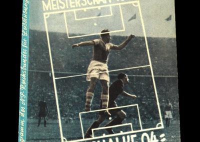 Schalke v Dresdner 04.06.1939