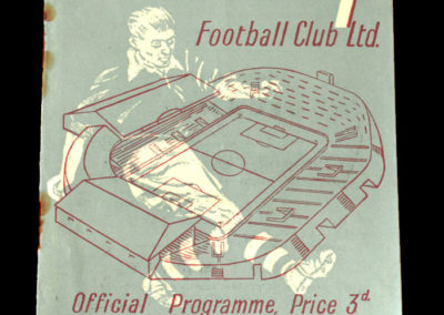 Chelsea v Man City 11.09.1954