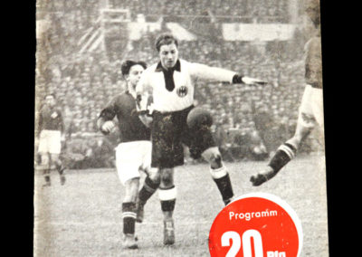 Germany v Finland 01.09.1940