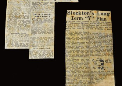 Wolves press cuttings