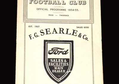 Worthing v Carshalton 02.04.1955