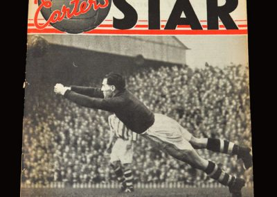 Raich Carter Soccer Star Mag April 1955