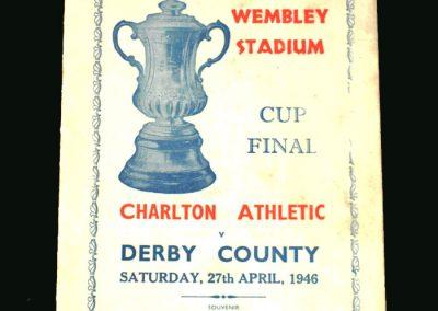 Derby v Charlton 27.04.1946 (FA Cup Final)