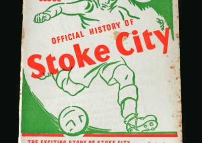Stoke City - An Official History (1946)