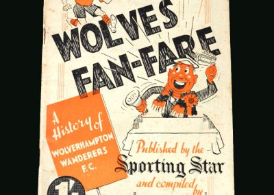 1946/47 Sporting Star History of Wolves