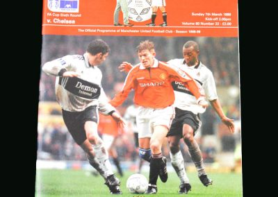 Man Utd v Chelsea 07.03.99 (FA Cup Round 6)