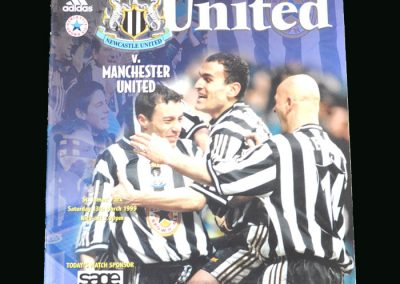 Man Utd v Newcastle 13.03.99