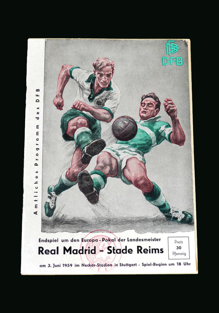 Puskas & Real Madrid - 1959 onwards - 10 Footballs