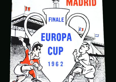 Benfica v Real Madrid 02.05.1962 (European Cup Final) - First half hat trick in a 5-3 loss