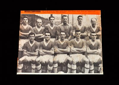 Team Photo 1959