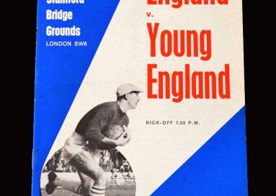 England v Young England 01.05.1964