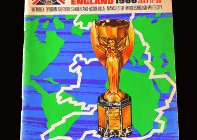 World Cup Tournament Brochure