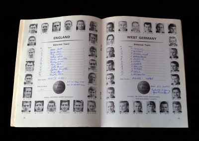 England v West Germany 30.07.1966 - World Cup Final
