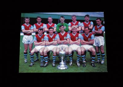Burnley 1959-1960 Champions Team Photo