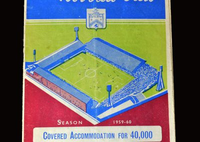 Burnley v Lincoln City 12.01.1960 (FA Cup Round 3 Replay)