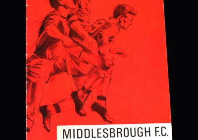 Middlesbrough v Peterborough 13.05.1967