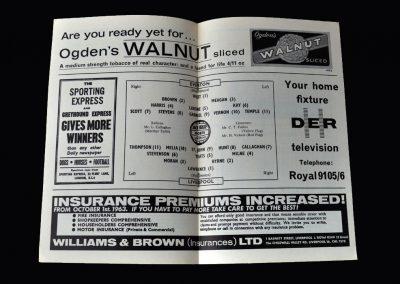 Liverpool v Everton 08.02.1964